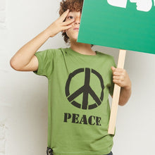 Load image into Gallery viewer, YPORQUE PEACE TEE