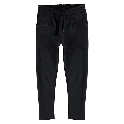 MOLO ALEXA BLACK SOFT PANTS
