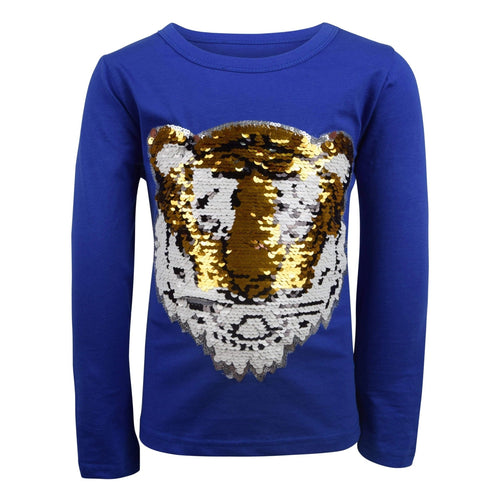 L&B TIGER FLIP LONG SLEEVE