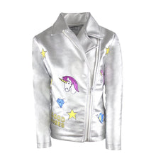 Load image into Gallery viewer, L&B SLIVER MOTO JACKET