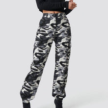 Load image into Gallery viewer, NAKD CAMO CARGO PANTS