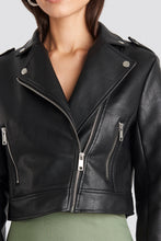 Load image into Gallery viewer, NAKD BIKER JACKET