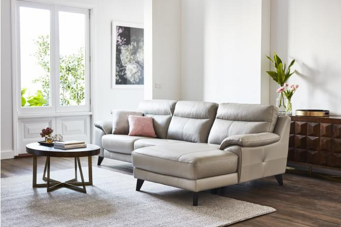 Cool Adelaide Leather Chaise Caraccident5 Cool Chair Designs And Ideas Caraccident5Info