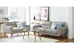 Ambrose Leather Sofa