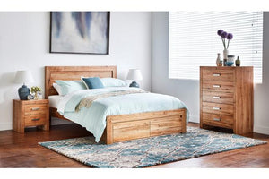 Amy Bed with Storage