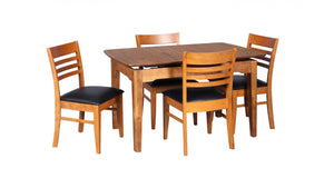 Ascot 5 Piece Extension Dining Suite