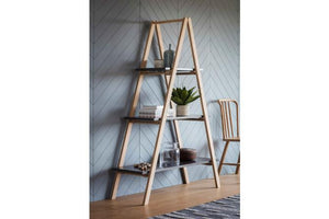 Brixton Bronze A-Frame Display