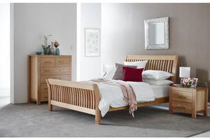 Bliss Tasmanian Oak Bed