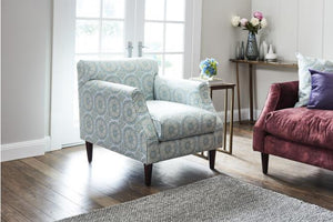 Cleaver Fabric Accent Chair