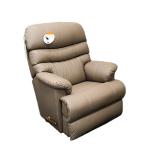 La-Z-Boy Cortland XL Leather Rocker Recliner