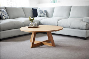 EGA Round Coffee Table