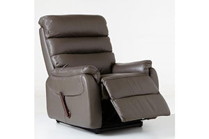 E-Z-Way Arizona Leather Rocker Recliner