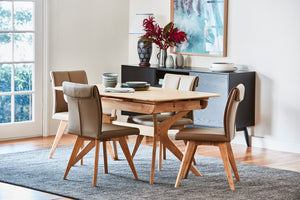 York Extension Dining Table
