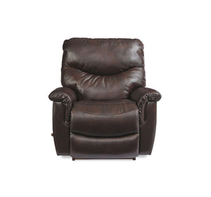 La-Z-Boy James Leather Rocker Recliner
