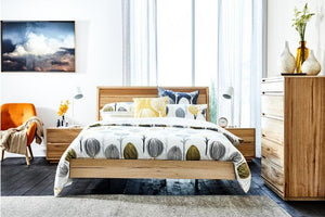 Jervis Timber Bed