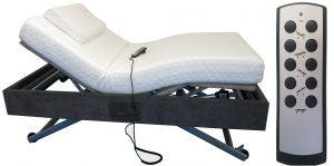 Lo Lo Adjustable Lift Bed