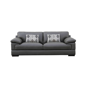 Macquarie Leather 3 seater and 2 seater