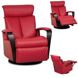 IMG Majesty Leather Recliner Chair