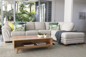 La-Z-Boy Martelli Fabric 3 Seater with Chaise