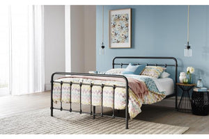 Milton Metal Bed