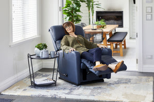 La-Z-Boy Mira Leather Rocker Recliner