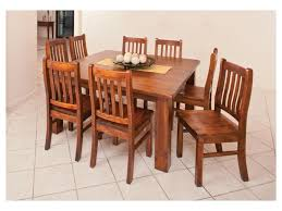 West Cape Timber Dining Setting