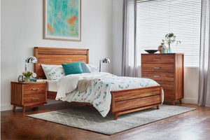 Oasis Retro Style Bed