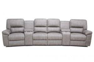 Palisade 3 Piece Fabric Recliner Suite