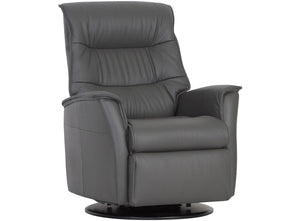 IMG Paramount Large Leather Recliner