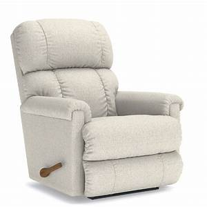 La-Z-Boy Pinnacle Fabric 2 Seater with 2 x Rocker Recliners