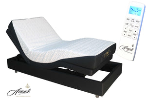 Smart Flex 2 Adjustable Lift Bed including Cool Balance Mattress
