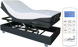 Smart Flex 3 Adjustable Lift Bed with Cool Balance Mattress