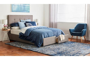Utah Upholstered Bed