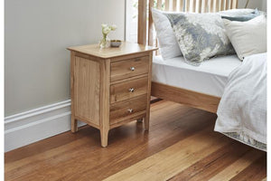 Verve Bedroom Furniture Range