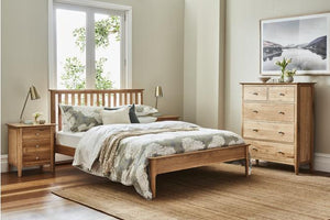 Verve Timber Bed