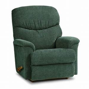 La-Z-Boy Grand Eden Large Fabric Rocker Recliner