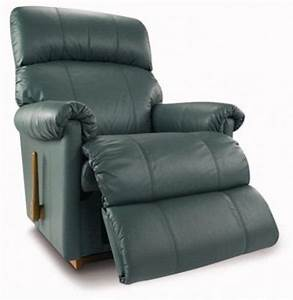 La-Z-Boy Eden Leather Rocker Recliner