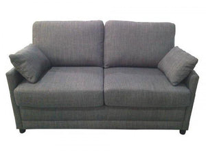 Softee fabric double sofabed