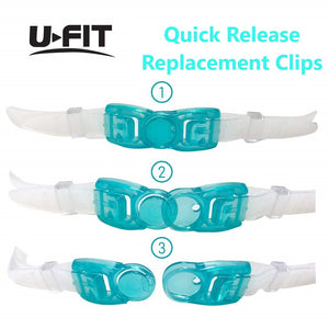 Aqua Replacement Clips