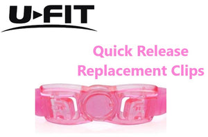 Pink Replacement Clips