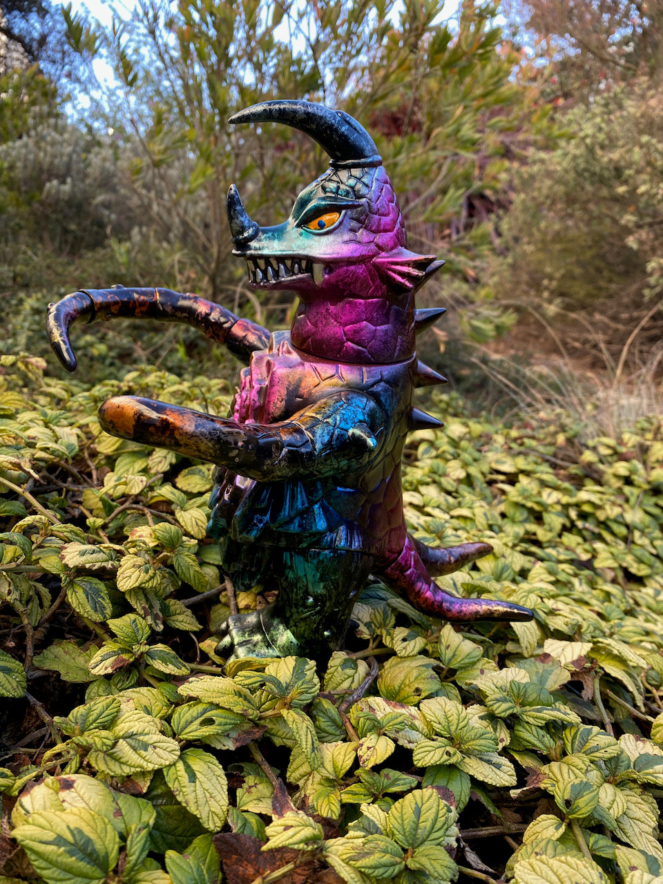 Kaiju Sommlier Custom Max Toy Co ASTROMONS