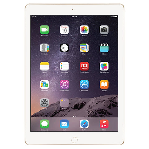 iPad Air 2 16GB WiFi + 4G LTE (Unlocked)