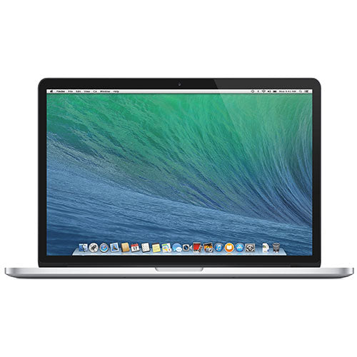 "MacBook Pro 15.5"" Retina with Dual Graphics (Early 2013)"