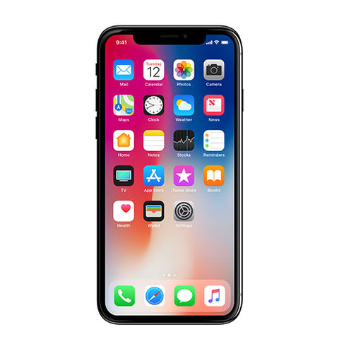 Cell Phones > iPhone X 64GB (Unlocked)