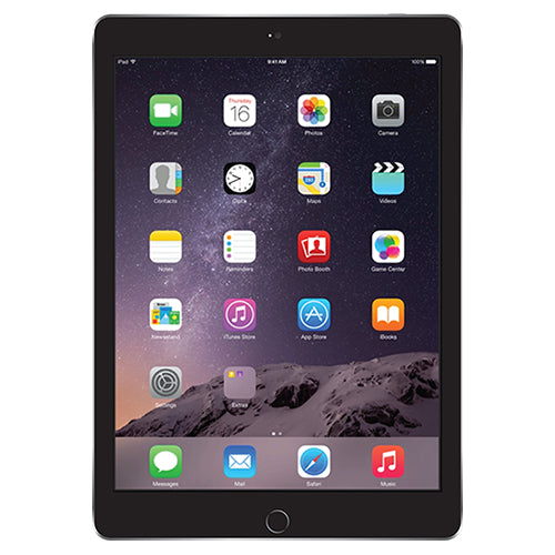 iPad Air 2 16GB WiFi + 4G LTE (Unlocked) - Space Gray / Excellent