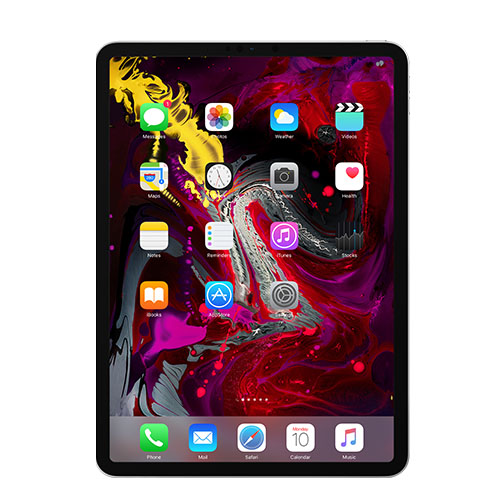 "iPad Pro 11"" 3rd Gen 256GB WiFi + 4G LTE (Unlocked)"