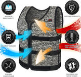 NEW! Mir Super Slim AIR Flow Vest 20lbs