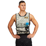 CROSS101 DESERT CAMO Weighted Vest