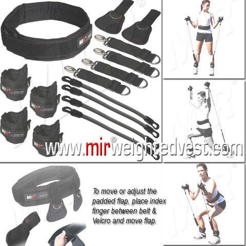 MiR Total Resistance Training Packs