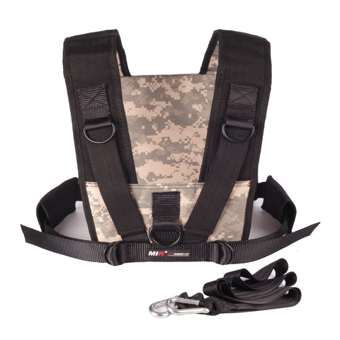 MIR POWER SLED HARNESS (DESERT CAMO)